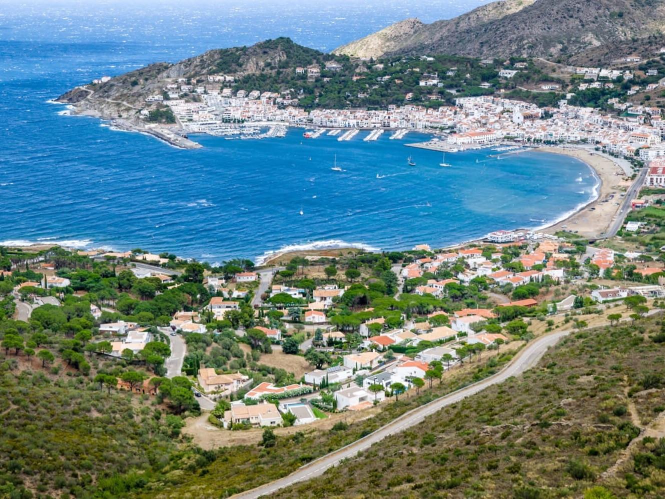 viviendas en la costa
