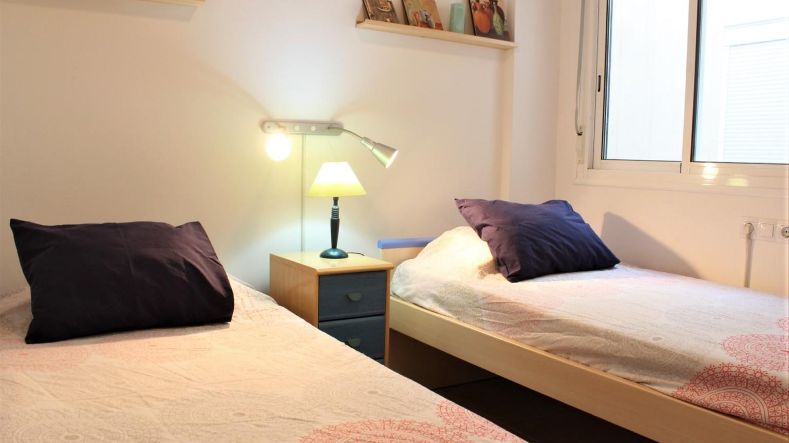 Apartamento en venta en el Port de Llançà, muy cerca de la playa del Port