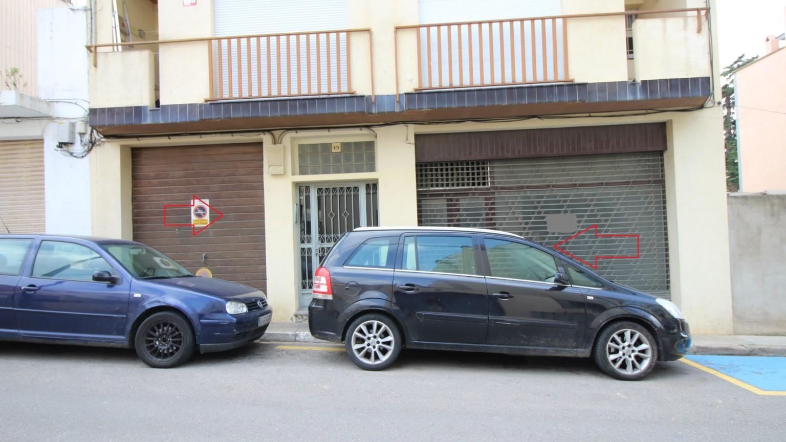 Garaje en venta en el centro de La Vila