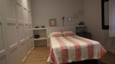Completely refurbished flat for sale, 2 bedrooms, in the city centre.